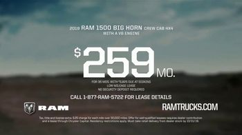Ram Trucks Power Days TV Spot, 'Luxury' Song by Stone Temple Pilots [T2] - Thumbnail 8
