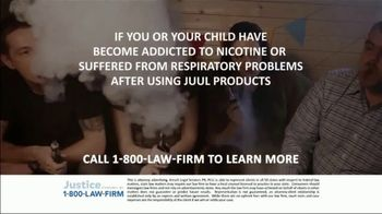 Kresch Legal Services TV Spot, 'Juul Products' - Thumbnail 2