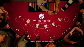 Wind Creek Bethlehem TV Spot, 'Fun With Friends' Song by Bobby Caldwell