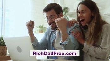 Rich Dad Education TV Spot, 'Maximize Your Cash Flow: Rich Dad Free'