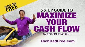 Rich Dad Education TV Spot, 'Maximize Your Cash Flow: Rich Dad Free' - Thumbnail 8