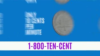 1-800-TEN-CENT TV Spot, 'Chat, Mingle or Find a Single' - Thumbnail 3