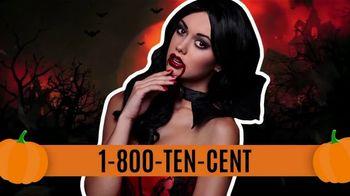 1-800-TEN-CENT TV Spot, 'Spooky Savings' - Thumbnail 4