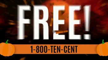 1-800-TEN-CENT TV Spot, 'Spooky Savings' - Thumbnail 6