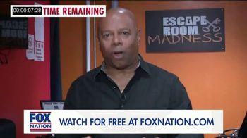 FOX Nation TV Spot, 'FOX Nation Escapes the Room' - Thumbnail 9