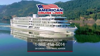 American Cruise Lines TV Spot, 'Lewis and Clark' - Thumbnail 5
