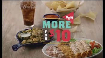 On The Border Mexican Grill and Cantina More for $10 TV Spot, 'Border Style Meal'