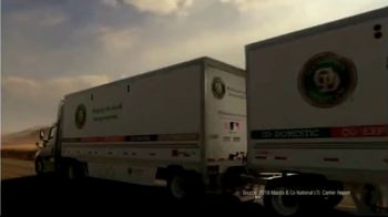 Old Dominion Freight Line TV Spot, 'Goes the Distance'