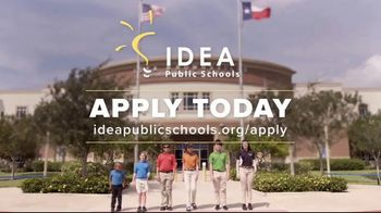 IDEA Public Schools TV Spot, 'Greater Houston, We're Proud To Join Your Community' - Thumbnail 8