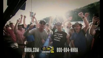 NHRA TV Spot, 'Countdown to the Championship' - Thumbnail 2