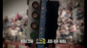 NHRA TV Spot, 'Countdown to the Championship' - Thumbnail 5