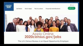 U.S. Census Bureau TV Spot, 'Hiring Thousands of Temporary Workers' - Thumbnail 1