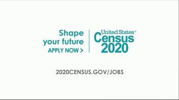 U.S. Census Bureau TV Spot, 'Hiring Thousands of Temporary Workers' - Thumbnail 10