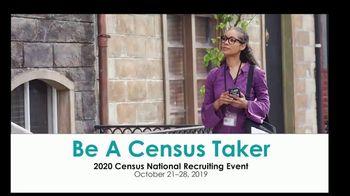 U.S. Census Bureau TV Spot, 'Hiring Thousands of Temporary Workers' - Thumbnail 8