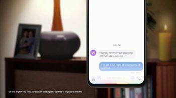 Google Assistant TV Spot, 'Single Parents: Descendants 3' - Thumbnail 4