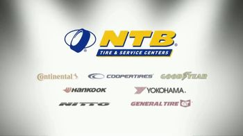 National Tire & Battery Big Brands Bonus Month TV Spot, 'Continental Tires Rebate and Oil Change'