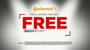 National Tire & Battery Big Brands Bonus Month TV Spot, 'Continental Tires Rebate and Oil Change' - Thumbnail 5