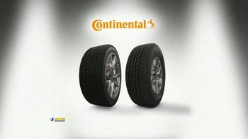 National Tire & Battery Big Brands Bonus Month TV Spot, 'Continental Tires Rebate and Oil Change' - Thumbnail 6