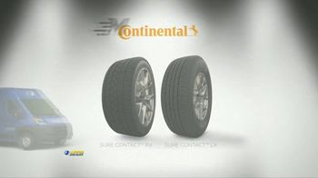 National Tire & Battery Big Brands Bonus Month TV Spot, 'Continental Tires Rebate and Oil Change' - Thumbnail 7