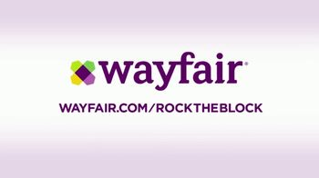 Wayfair TV Spot, 'HGTV: Rock the Block: Kitchen' - Thumbnail 6