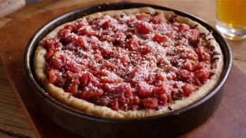 Uno Pizzeria & Grill Eggplant Parm Pizzanini TV Spot, 'Part Pizza, Part Panini' - Thumbnail 1