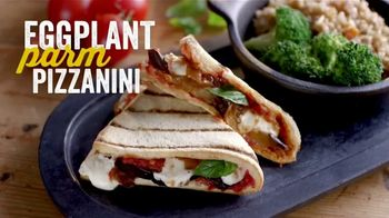 Uno Pizzeria & Grill Eggplant Parm Pizzanini TV Spot, 'Part Pizza, Part Panini' - Thumbnail 2