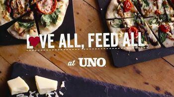 Uno Pizzeria & Grill Eggplant Parm Pizzanini TV Spot, 'Part Pizza, Part Panini' - Thumbnail 5