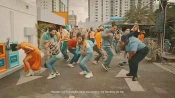 Boost Mobile TV Spot, 'Boost Mobile and Pitbull Give You More' Song by Pitbull - Thumbnail 6