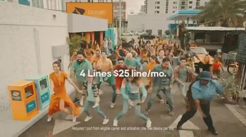 Boost Mobile TV Spot, 'Boost Mobile and Pitbull Give You More' Song by Pitbull - Thumbnail 7