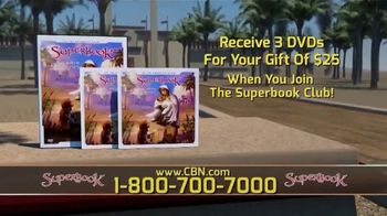 The Superbook Club TV Spot, 'Community Outreach: Get All Three Seasons' - Thumbnail 5