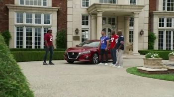 Nissan TV Spot, 'Heisman House: Remote Engine Start' Featuring Derrick Henry [T1] - 13 commercial airings
