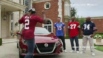 Nissan TV Spot, 'Heisman House: Remote Engine Start' Featuring Derrick Henry [T1] - Thumbnail 6