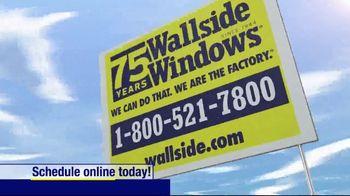 Wallside Windows TV Spot, 'Get More: Half Off' - Thumbnail 6