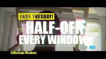 Wallside Windows TV Spot, 'Get More: Half Off' - Thumbnail 2