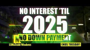 Wallside Windows TV Spot, 'Get More: Half Off' - Thumbnail 4