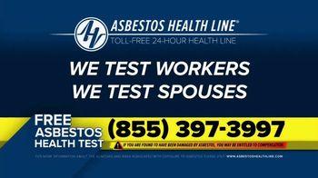 Asbestos Health Line TV Spot, 'Utility Industries' - Thumbnail 4