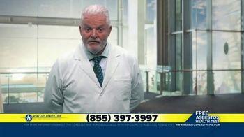 Asbestos Health Line TV Spot, 'Utility Industries' - Thumbnail 1