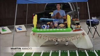 Tostitos TV Spot, 'Ion Television: Tips for Packing the Most Fun' Featuring Martin Amado