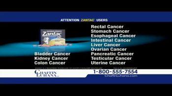 Chaffin Luhana TV Spot, 'Zantac Users' - Thumbnail 4