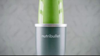 NutriBullet TV Spot, 'Feel the Blend: 18-Steps' - Thumbnail 7