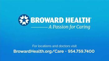 Broward Health TV Spot, 'Our Passion' - Thumbnail 10