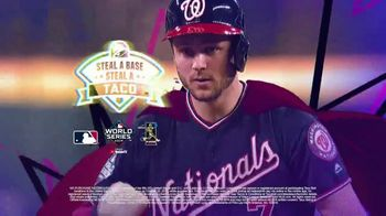 Taco Bell Steal a Base, Steal a Taco TV Spot, '2019 World Series: Redemption' - Thumbnail 6