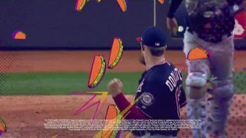 Taco Bell Steal a Base, Steal a Taco TV Spot, '2019 World Series: Redemption' - Thumbnail 4