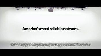 Verizon TV Spot, 'Military Offer: Amazon Prime' - Thumbnail 10