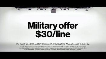 Verizon TV Spot, 'Military Offer: Amazon Prime' - Thumbnail 6