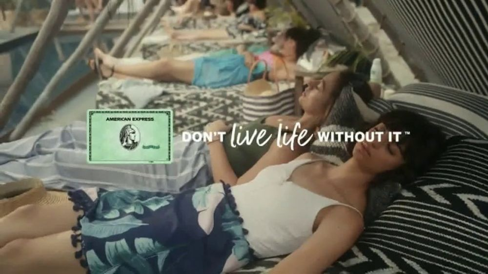 American Express Green TV Commercial, 'Member Since ???19: Best Life Ever'