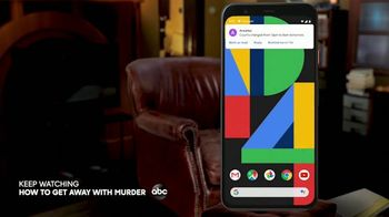 Google Assistant TV Spot, 'How to Get Away With Murder' - Thumbnail 2