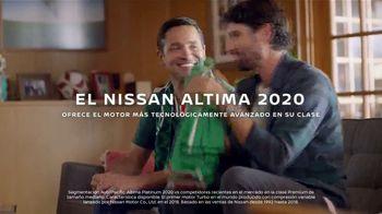 2020 Nissan Altima TV Spot, 'El momento' [Spanish] [T1] - Thumbnail 8