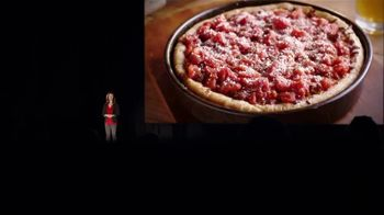Uno Pizzeria & Grill Love, All Feed All Menu TV Spot, 'Under 600 Calories' - Thumbnail 1