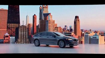 2019 Acura TLX TV Spot, 'By Design: Chi-Town' Song by Ides of March [T2]